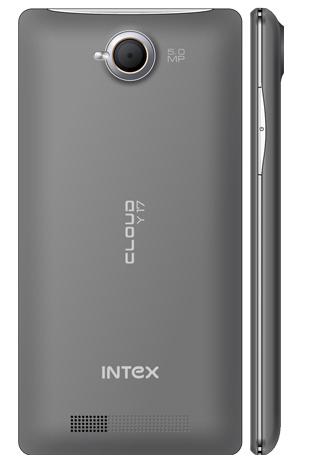 Intex Cloud Y17 review, specs