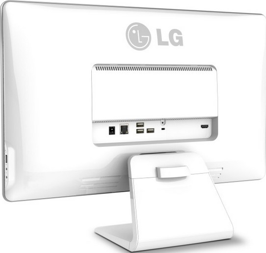 LG Chromebase Connectivity