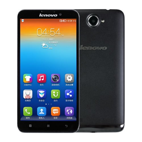 Lenovo S939 - Lenovo first octa core phone