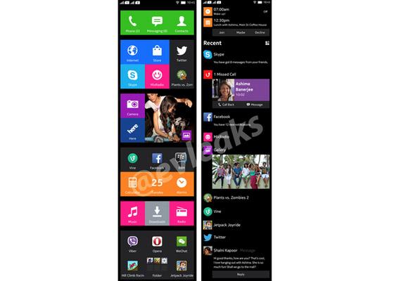 Nokia Normandy Nokia X
