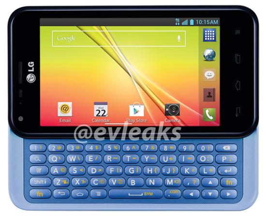 T-Mobile Optimus F3Q