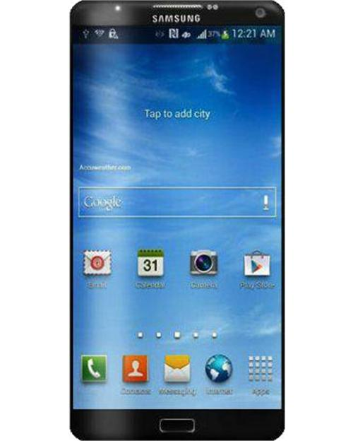 Samsung Galaxy F Phone