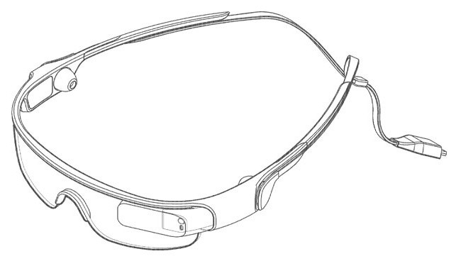 Samsung Galaxy Glass leaks
