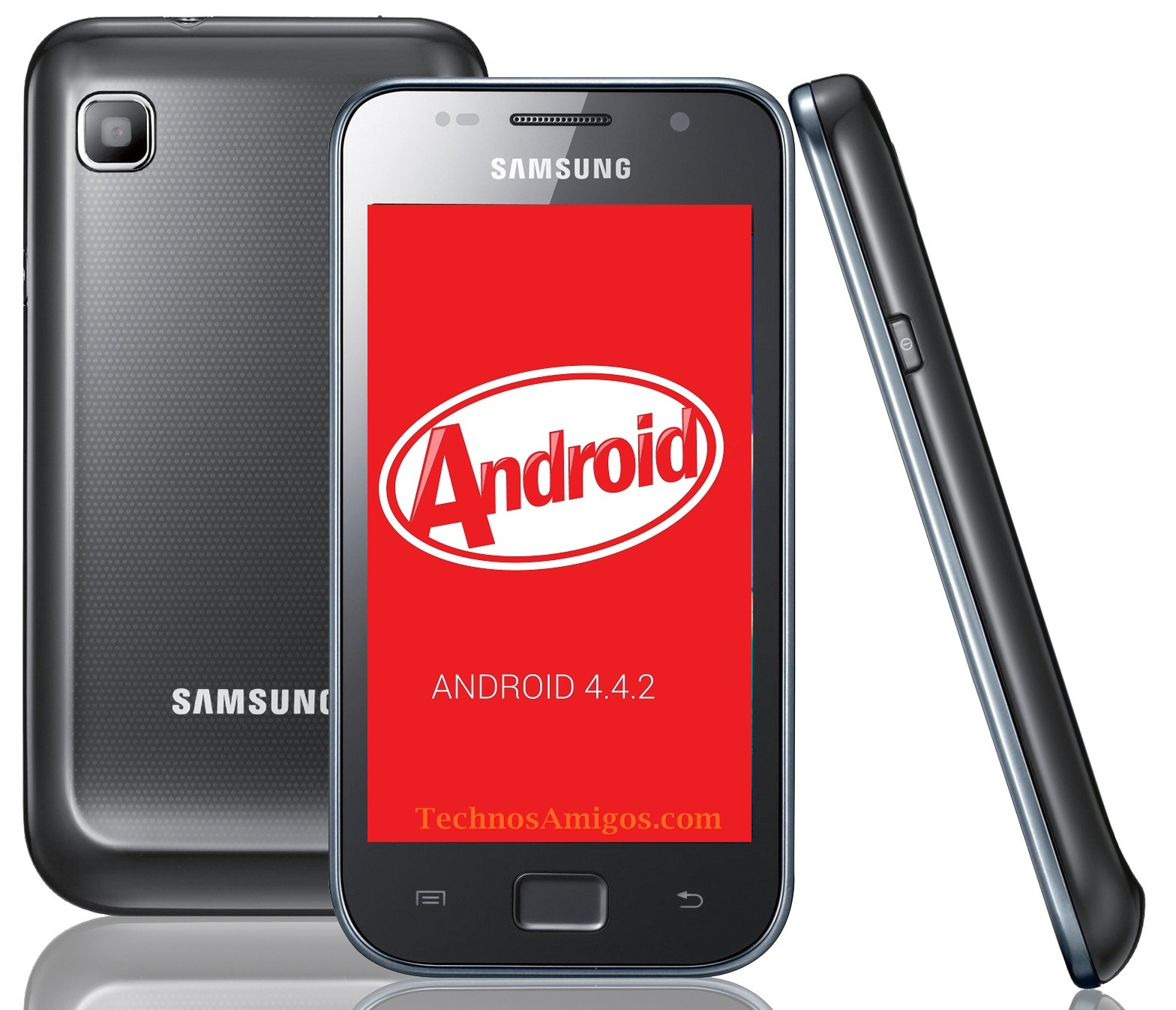 Samsung Galaxy SL Android Kitkat