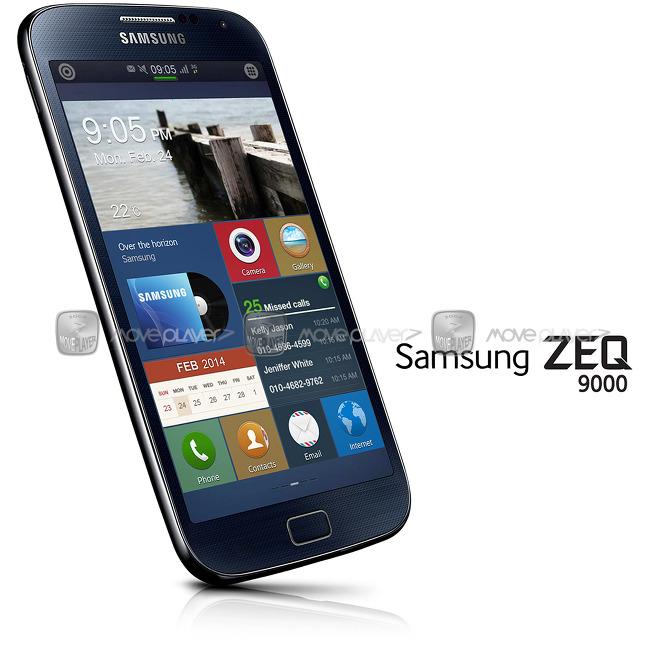 Samsung ZEQ 9000- Samsung First Tizen Phone