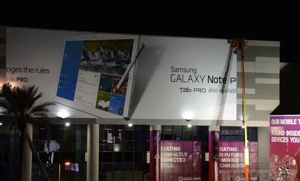 Samsung hoarding CES
