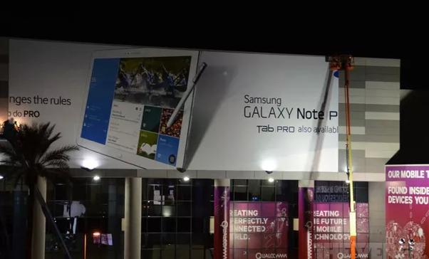 Samsung hoarding CES