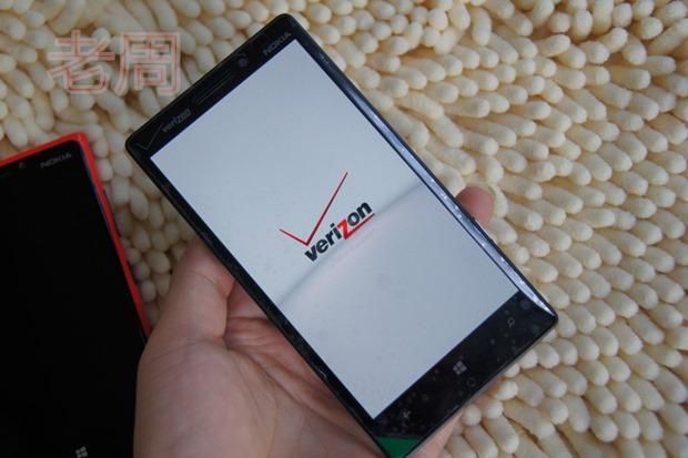 Verizon Nokia Lumia 929 phone