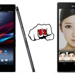 Sony Xperia T2 Ultra vs Sony Xperia Z Ultra Comparison