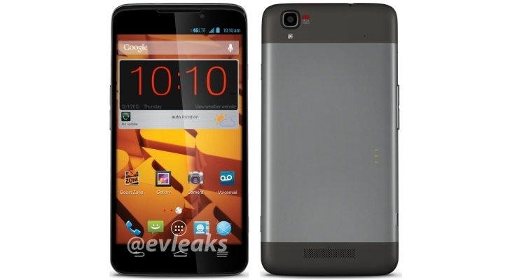 ZTE Beast Boost Mobile