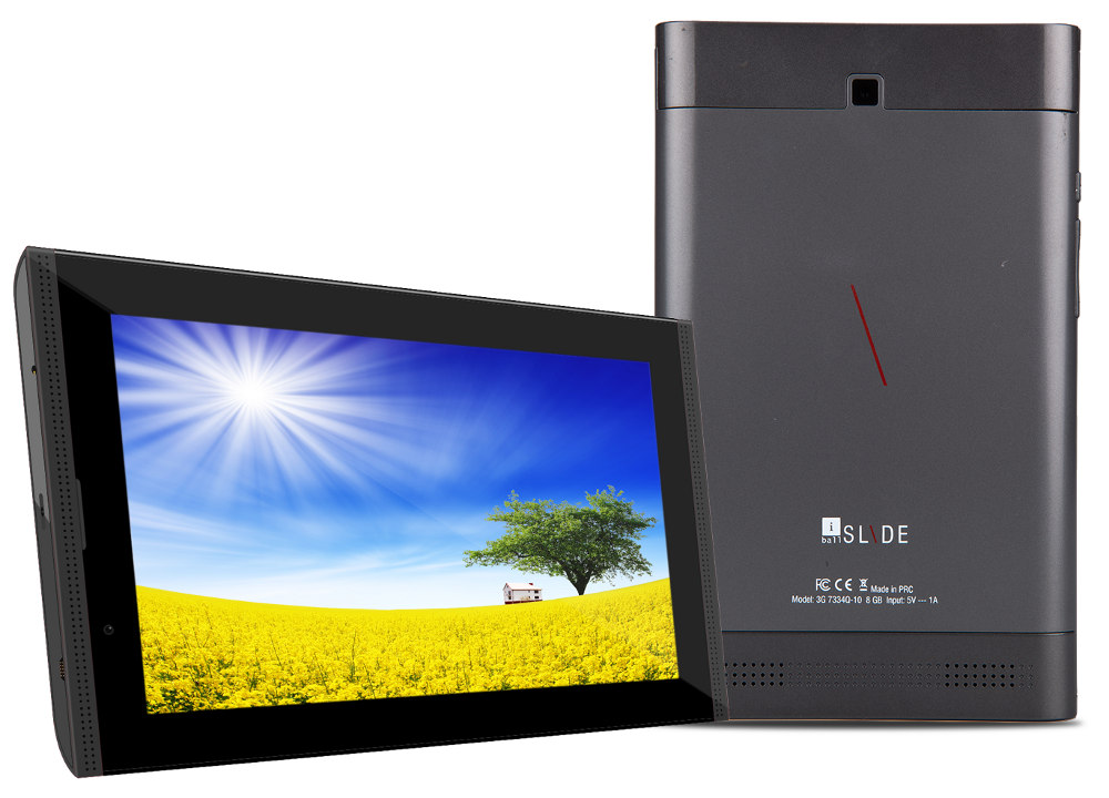 iBall Slide 3G 7334Q-10 tablet