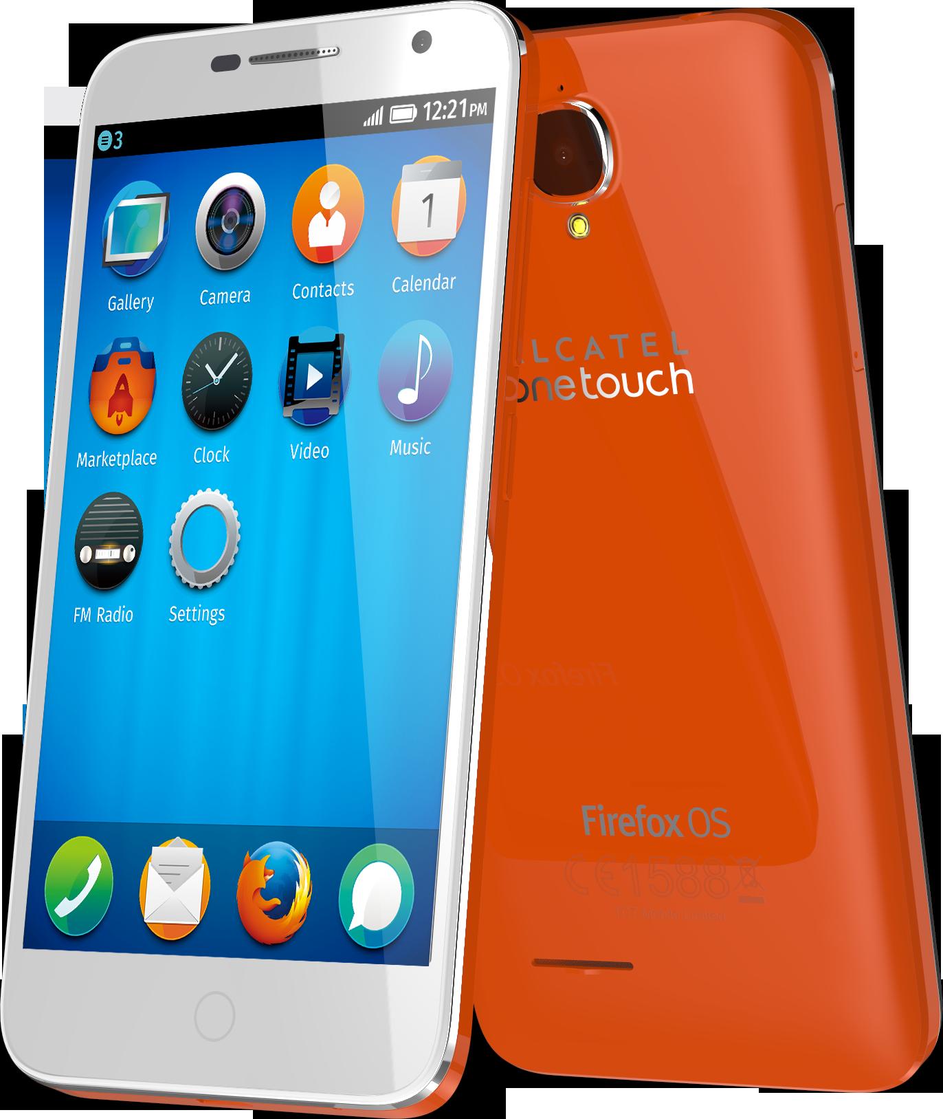 Alcatel OneTouch Fire E