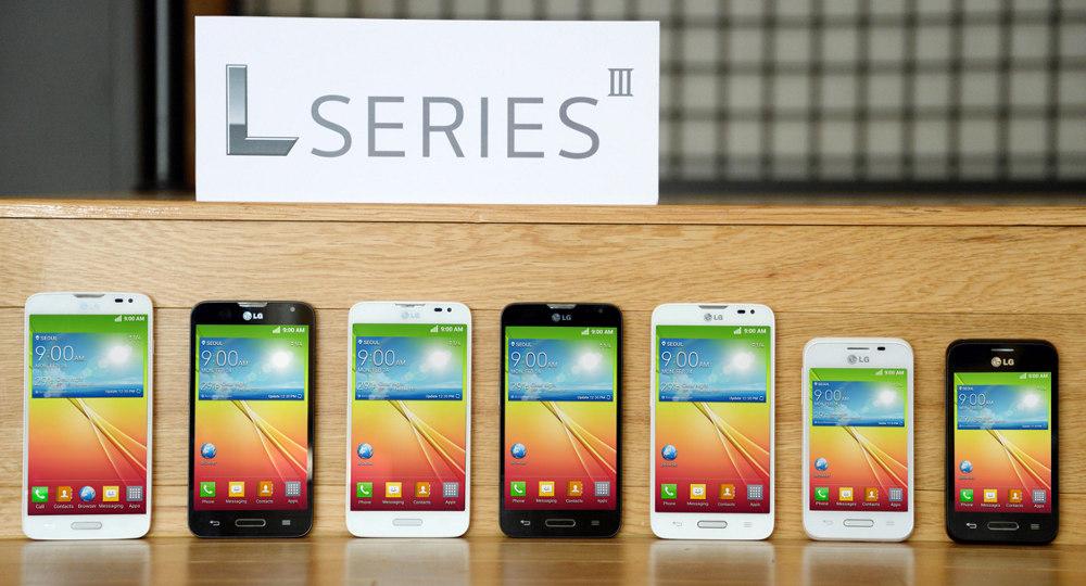 LG L Series 3 - LG L70