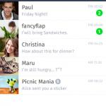 Line on Firefox Phones
