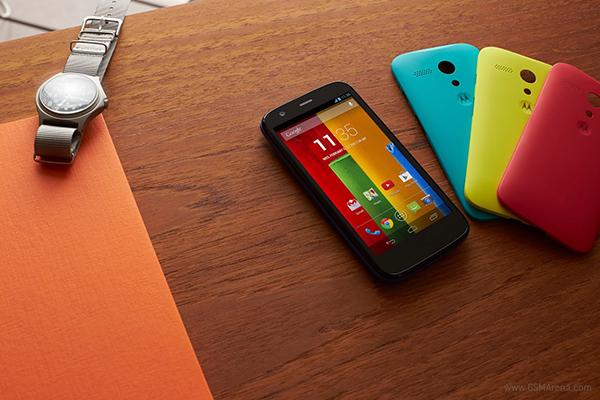 Moto G Phone India
