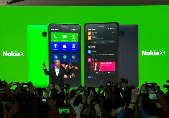 Nokia X+ - Nokia Android