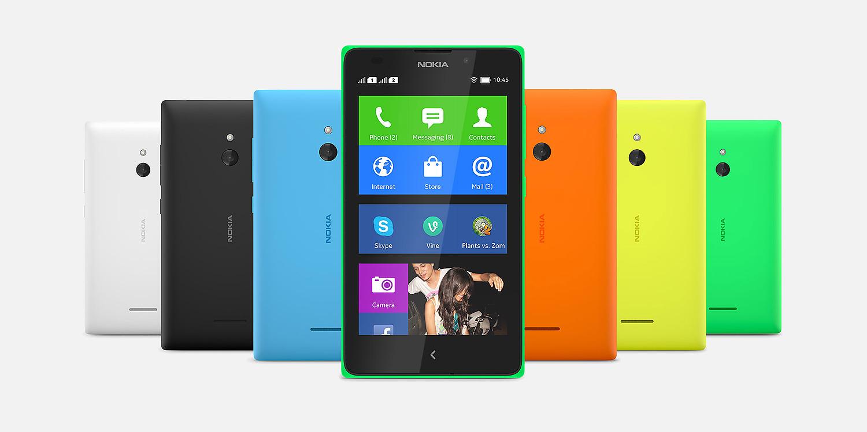 Nokia XL - Nokia Android Dual SIM Phone