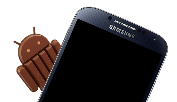 Samsung Android Kitkat update