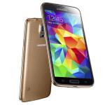 Samsung Galaxy S5 Copper Gold
