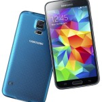 Samsung Galaxy S5 Electric Blue