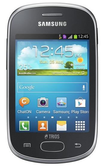 Samsung Galaxy Star Trios Phone