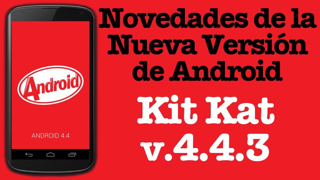 Nexus 5 Android 4.4.3