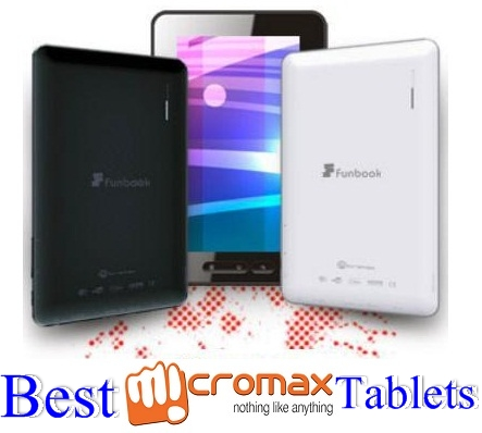 Best Micromax Android Tablets