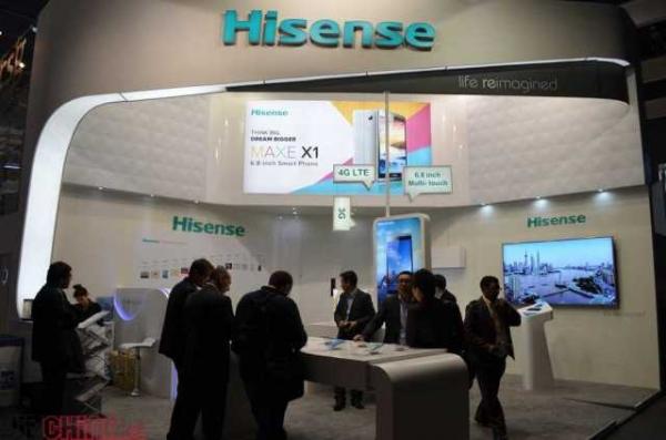 Hisense X9T phablet