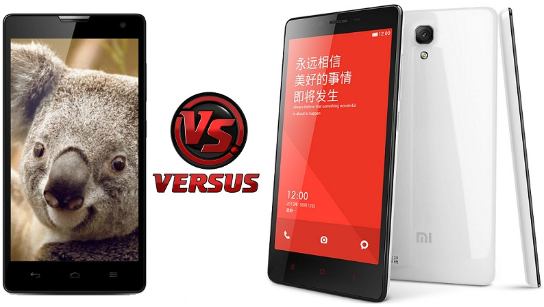 Huawei Honor 3X vs Xiaomi Redmi Note