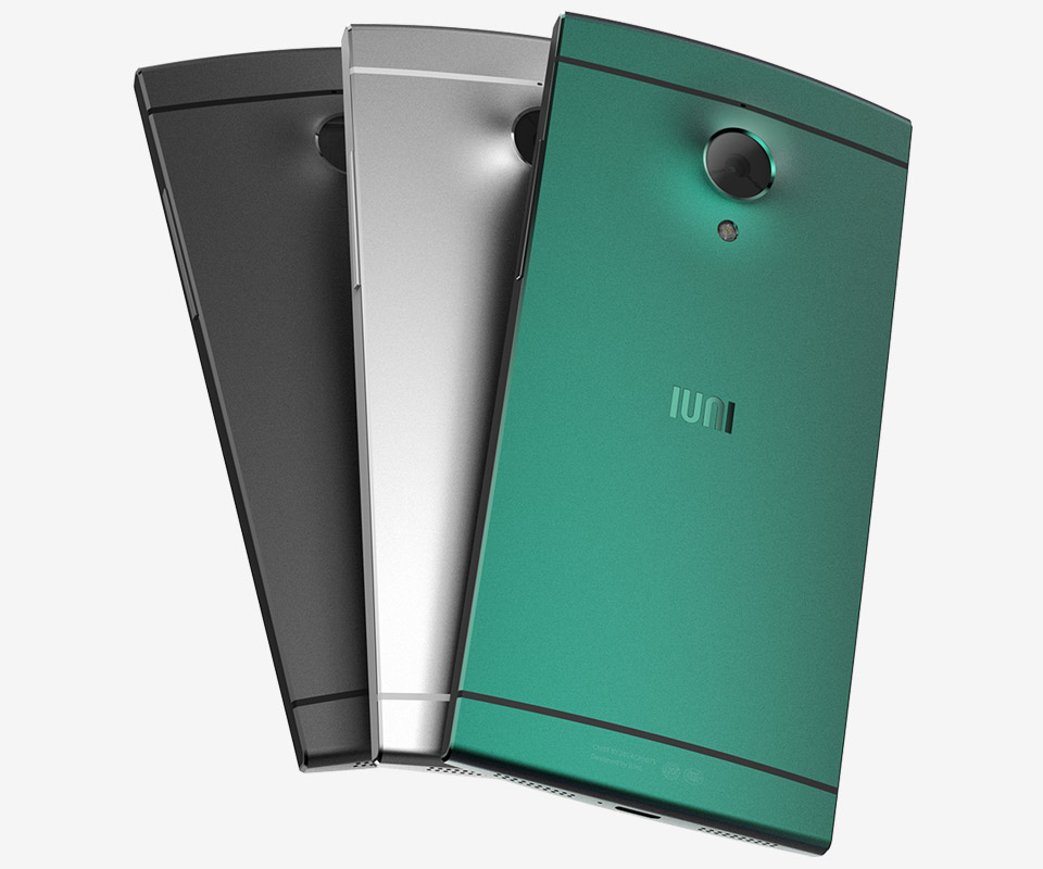 IUNI U2 Phone