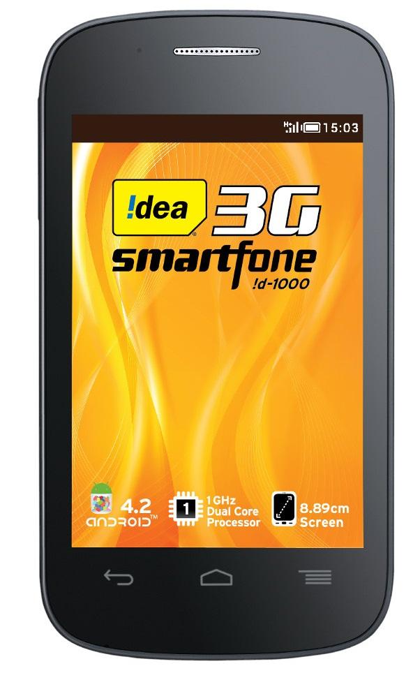 Idea Id 1000 phone
