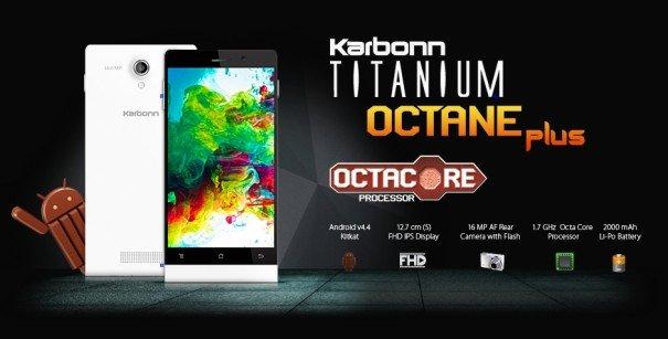 Karbonn Titanium Octane