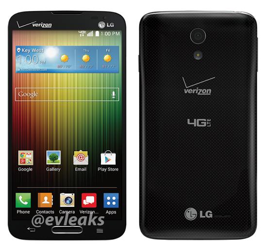 Verizon LG Lucid 3
