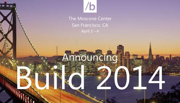 Microsoft Build 2014