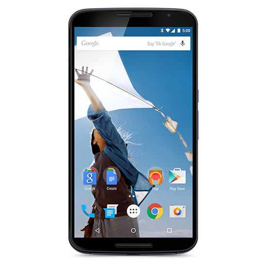 Wind Mobile Nexus 6