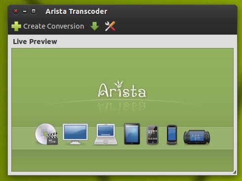 Ariesta Transcoder