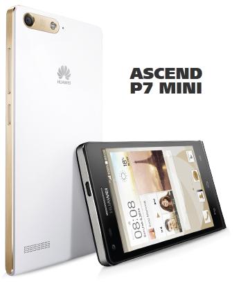 Ascend P7 Mini Phone