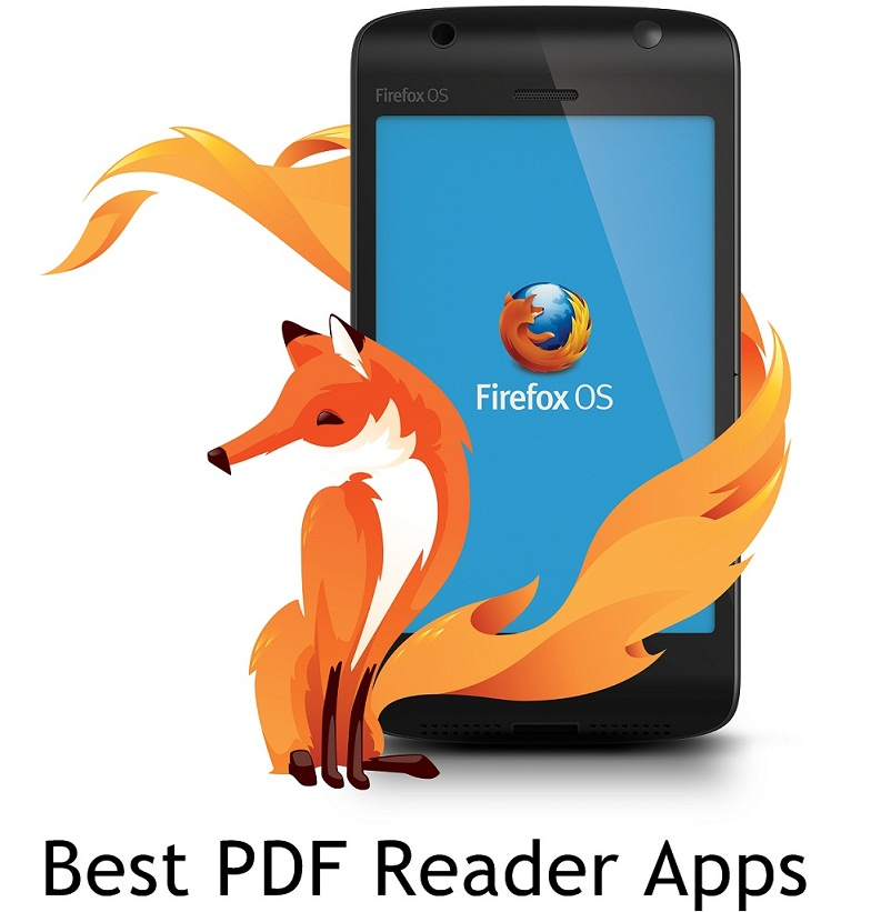Firefox OS Best PDF reader apps