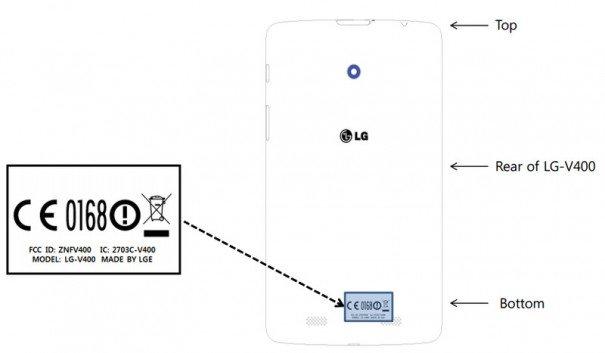 LG V400