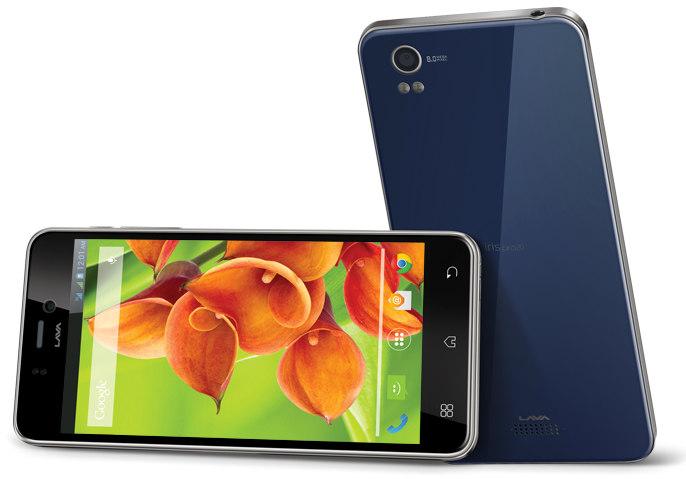 Lava Iris Pro 20 Phone