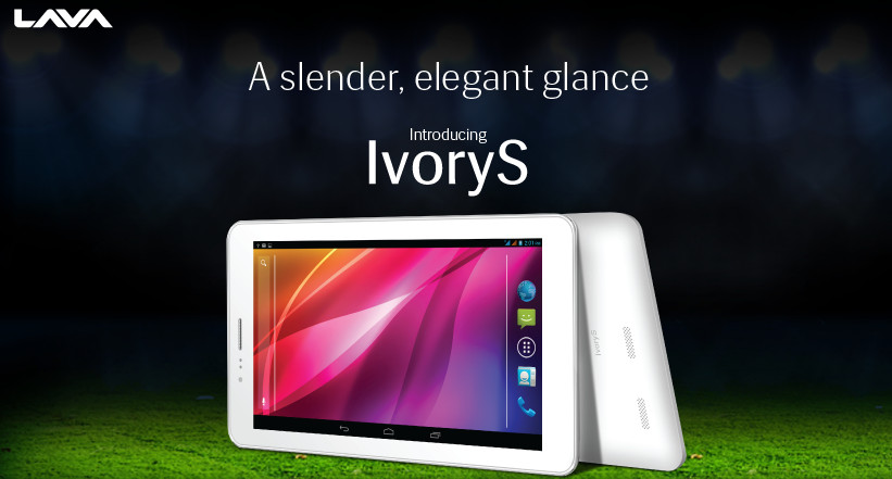 Lava Ivory S Tablet