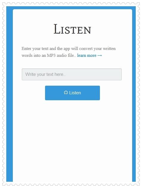 CTRLQ Listen