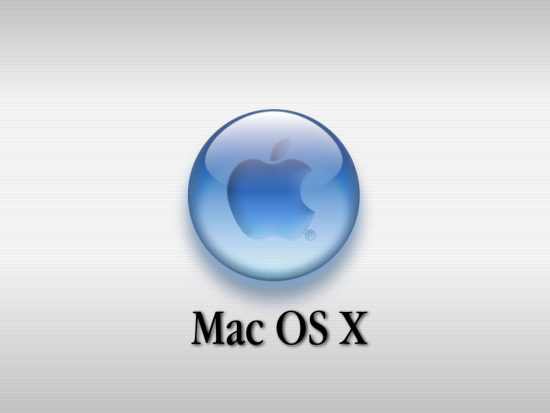 Maverick OS X