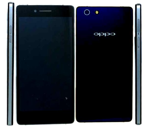 Oppo R1S Black
