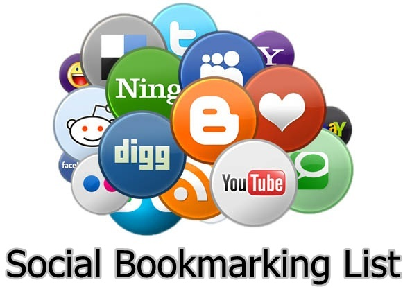Social Bookmarking site lists