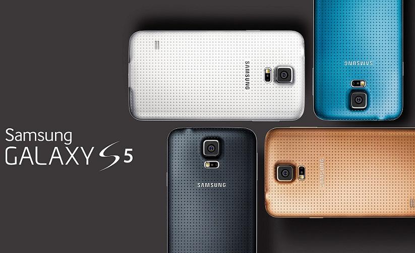 Galaxy S5 Sales Record