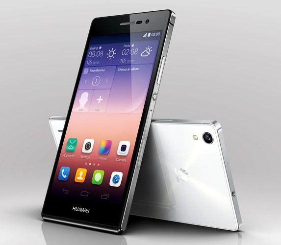 Huawei Ascend P7 Phone