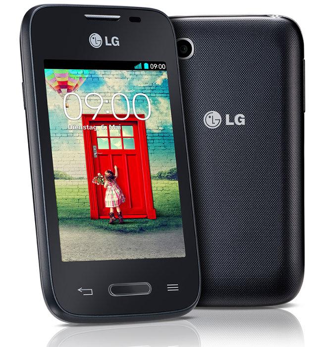 LG L35 Black