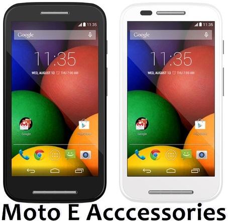 Moto E Accessories