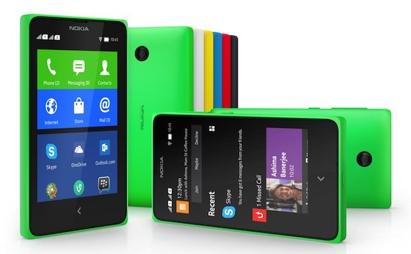 Nokia X Custom Recovery